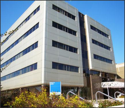 Palais de justice de Chicoutimi Actuel - Crédit photo Jean-François Maltais