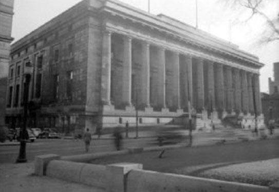 Palais de justice (Édifice) Ernest-Cormier, Cour d'appel de Montréal