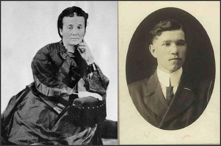 Marguerite Maltais-Belley & Thomas Maltais
