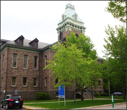 Palais de justice de Roberval - Aujourd'hui
