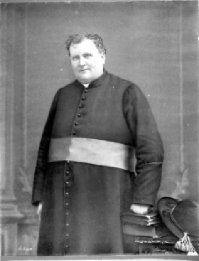 Le curé J.B. Antoine Labelle - [vers 1880]